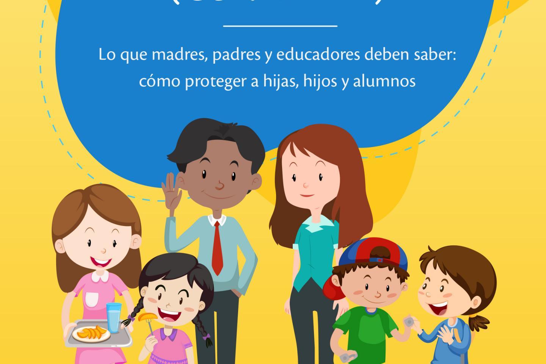 Resultado de imagen de Guía para madres, padres y educadores de UNICEF