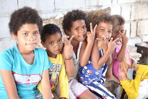 Children of Purok 2, Sitio Target, Brgy. Sapang Bato, Angeles City, Pampaga