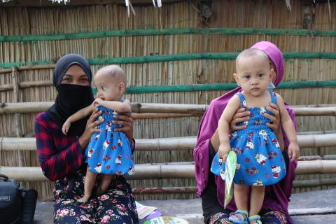 Working together to end severe malnutrition in Bangsamoro children