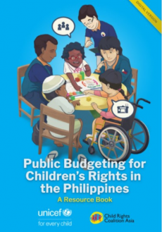 Publication cover for public budgeting file