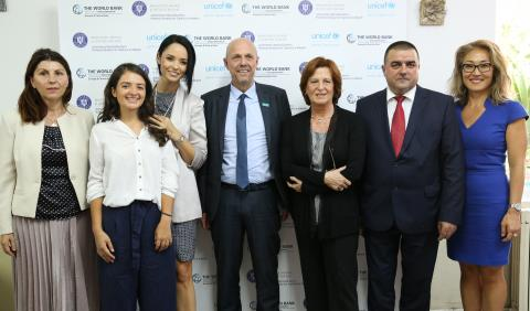 On 21 September 2017, the National Authority for the Protection of Child Rights and Adoption, together with UNICEF in Romania, the World Bank, and with the support of Constanța County Council – the General Directorate for Social Assistance and Child Protection have organised a media briefing focused on the issue of deinstitutionalisation.