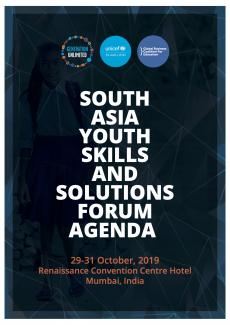 South Asia Youth Skills and Solutions Forum