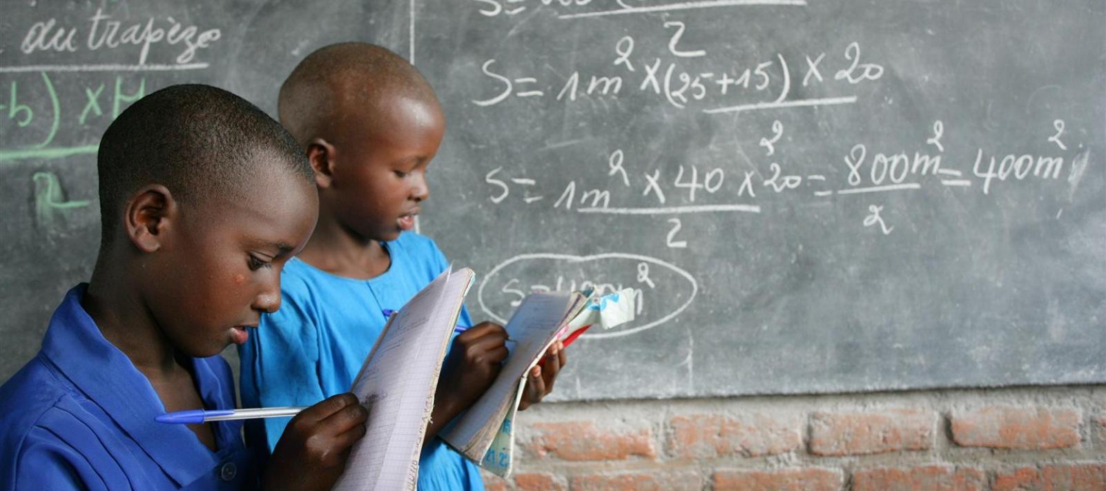 About UNICEF in Rwanda   UNICEF Rwanda