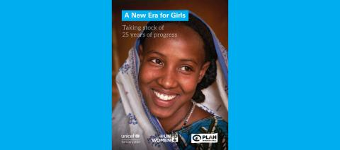 A new era for girls publication cover