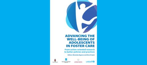 ADVANCING THE WELL-BEING OF ADOLESCENTS IN FOSTER CARE