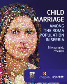 Child marriage publication cover