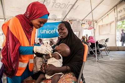 UNICEF seeks $3.3 billion in emergency assistance for 48 million children caught up in conflict and other crises