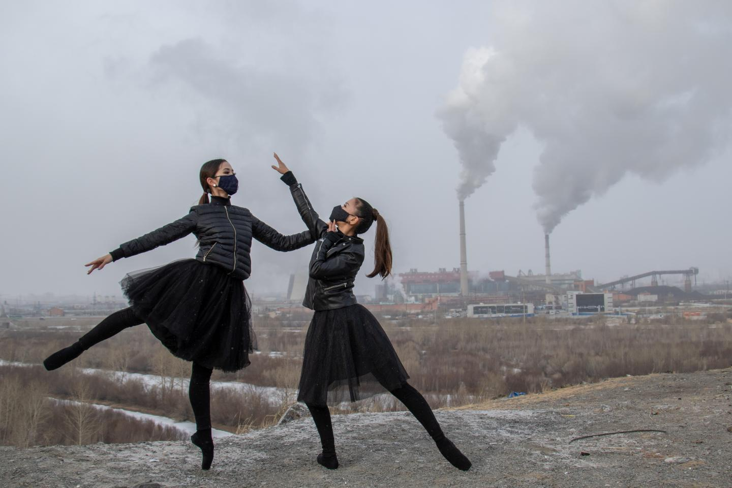 How do you fight air pollution in Mongolia? Start with ballet | UNICEF