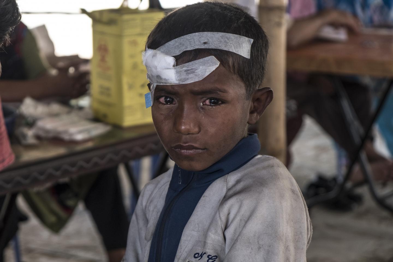 Comment le monde a failli à ses obligations envers les enfants pris dans des conflits en 2018 | UNICEF