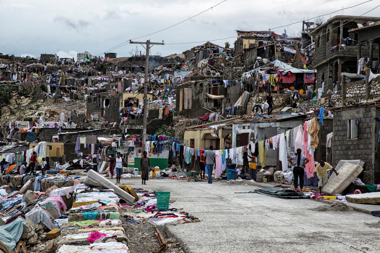Como Es Vivir En Haiti ayuda para que las comunidades de haití se recuperen del