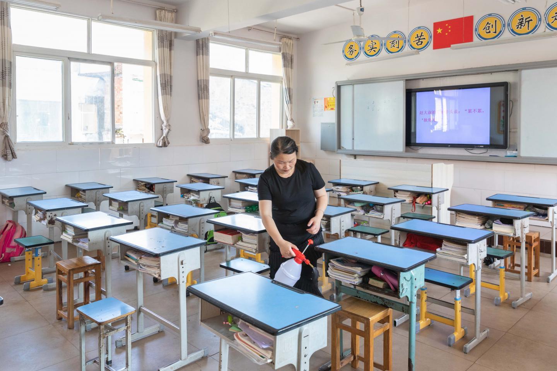Classroom Precautions During Covid 19 Unicef