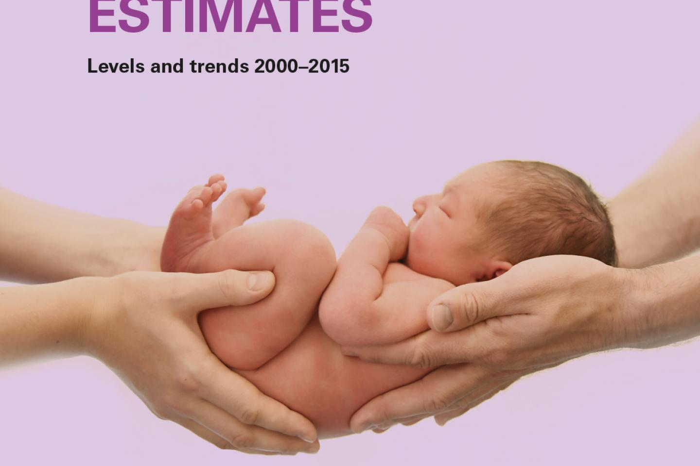 UNICEF-WHO Low birthweight estimates: Levels and trends 2000