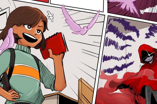 Read The Winning Comic Book From Unicef S School Superhero Comic Contest Unicef