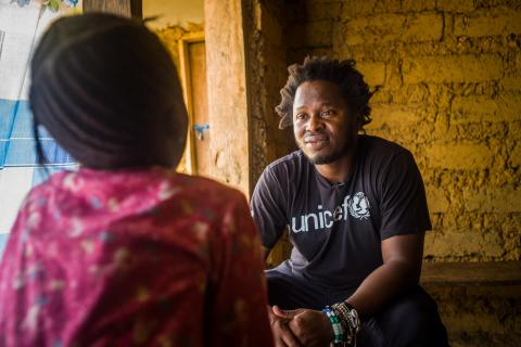 In Tonkolili district, Sierra Leone, Ishmael Beah meets child survivors of sexual abuse.