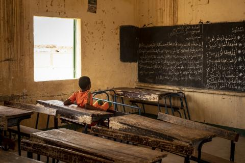 Niger, 2018, education