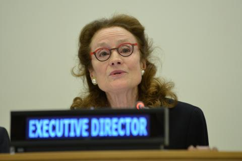 UNICEF Executive Director Henrietta H. Fore