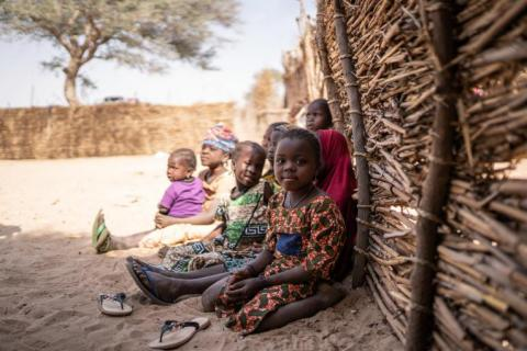 Child in Niger