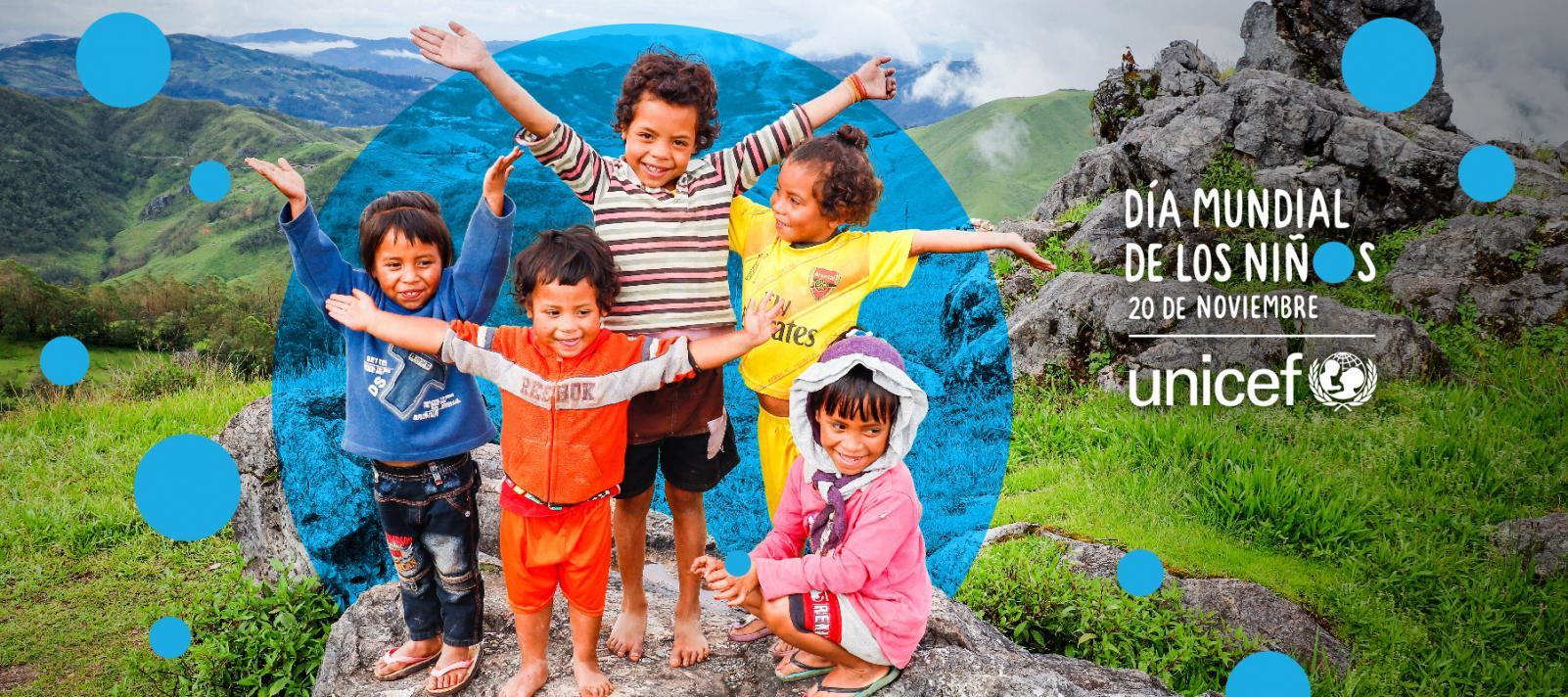Día Mundial de los Niños
