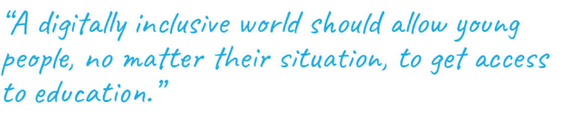 An Open Letter To The World S Children Unicef