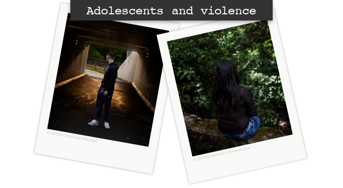 Adolescents and violence