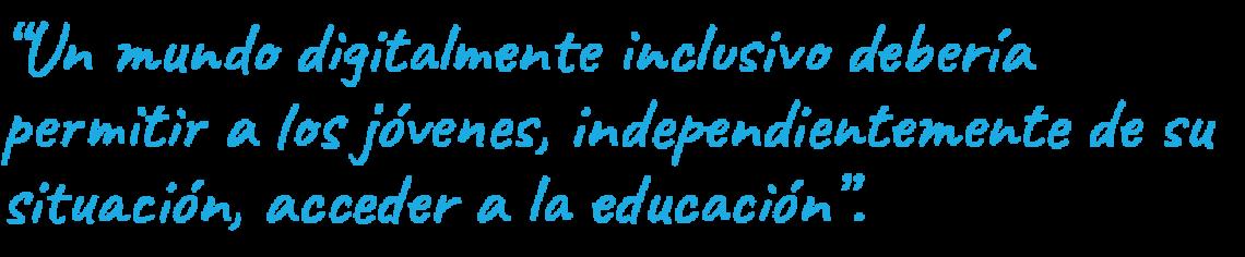 Una Carta Abierta A Los Niños Del Mundo Unicef