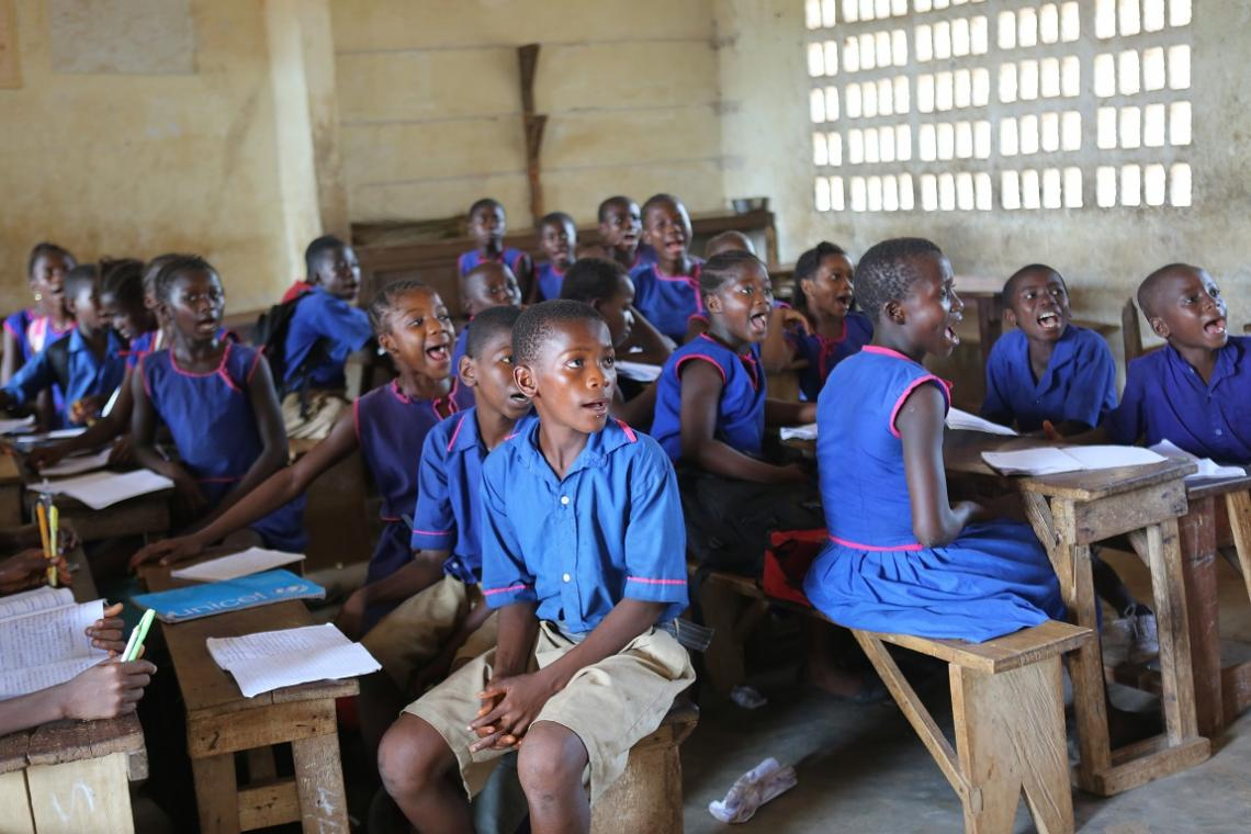 In Sierra Leone empowering families to start anew in the face of loss UNICEF