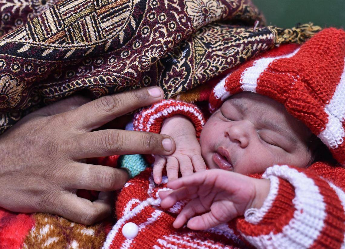 © UNICEF/UN0269337/Mukherjee AFP-Services
