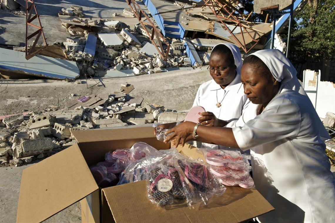 The Haiti earthquake: 10 years later