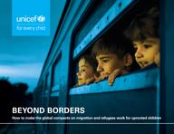 Cover page of Beyond Borders report