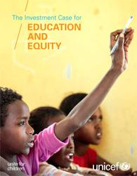 Cover page of Investment case for education report