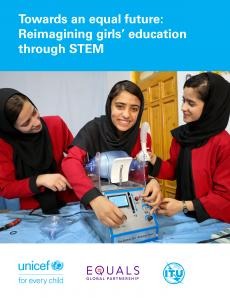 Reimagining-girls-education-through-stem-2020-cover
