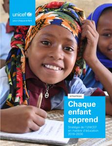 Strategie UNICEF education 2019–2030 cover