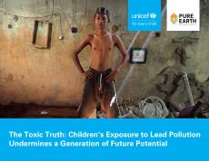 Toxic-truth-childrens-exposure-to-lead-pollution-2020-cover