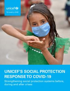UNICEF's-social-protection-response-to-COVID-19-2020-cover