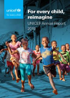 UNICEF-annual-report-2019-cover