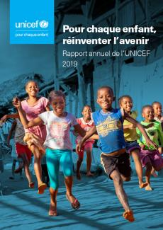 UNICEF-rapport-annuel-2019-cover