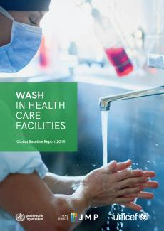 WASH in health care facilities 2019