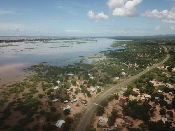 Malawi. Floods in southern Malawi have affected at least 93,000 families.