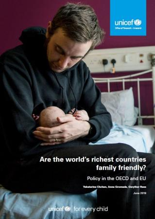 Are the world's richest countries family friendly? Policy in the OECD and EU