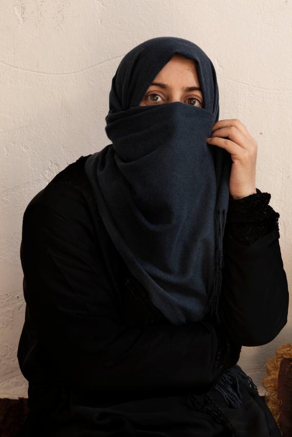 cherche femme syrienne