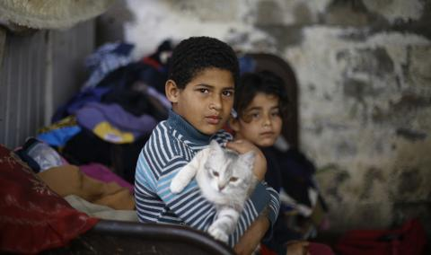 Child Protection Gaza