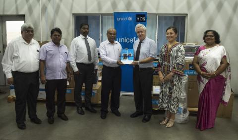 MEDICAL EQUIPMENT TO SUPPORT SRI LANKA