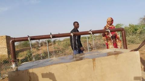 world water day, water supply, internally displaced persons, Sudan, internally displaced camps, internal displacement, children, burden of water, clean and safe water