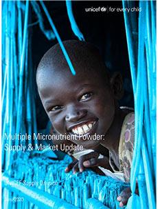 Cover of the Multiple Micronutrient Power Market Note - June-2020