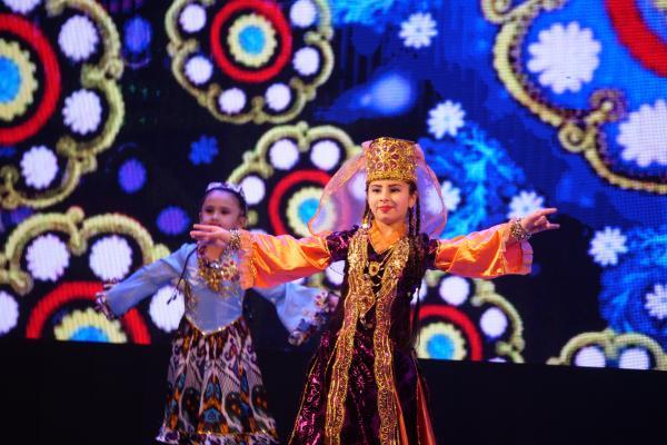 Children are the flowers of life   UNICEF Tajikistan