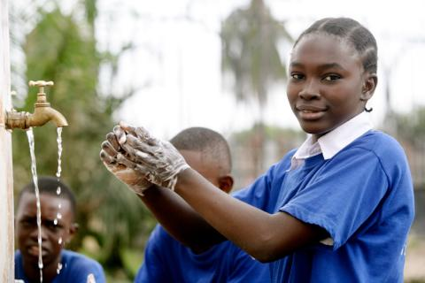 National Guideline for Water, Sanitation and Hygiene for Tanzania Schools
