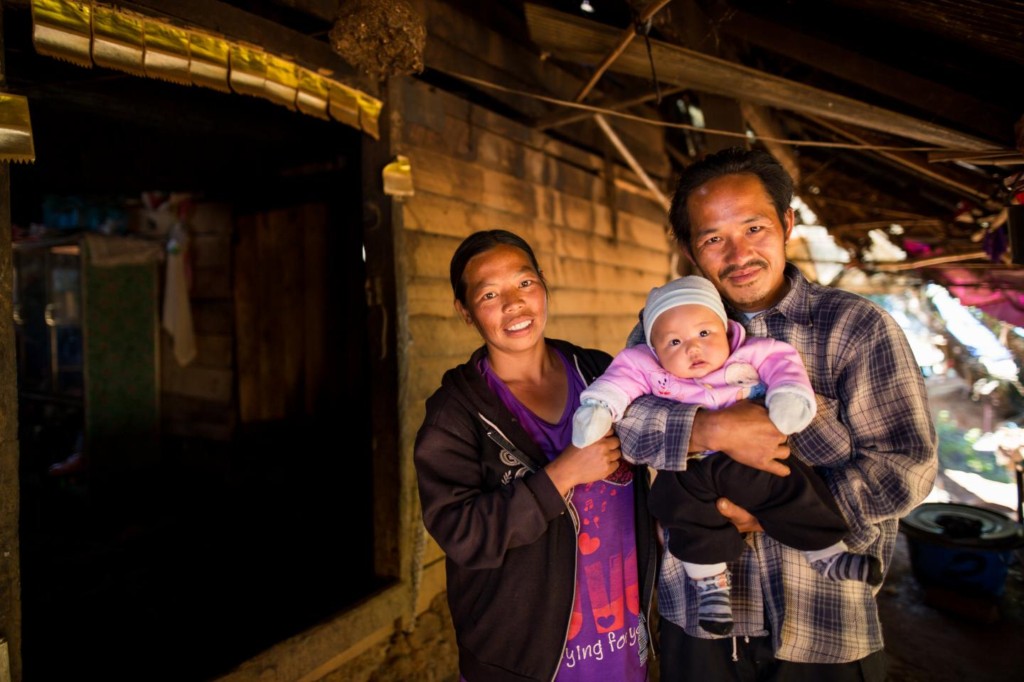 Thailand's child support grant helps vulnerable families   UNICEF Thailand