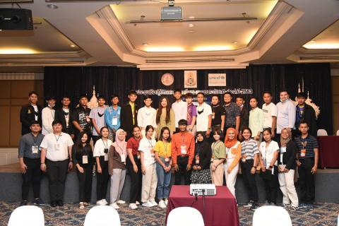 A group photos of the youth representatives who attend the 2020 Children and Youth Assembly.