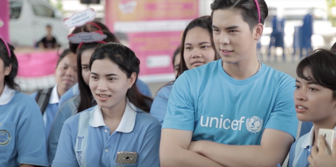 Peach Pachara and the mission to promote comprehensive sexuality education