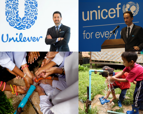 Unilever Thailand and UNICEF join hands to fight COVID-19